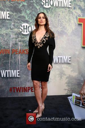 Berenice Marlohe at the Premiere of Showtime's 'Twin Peaks' held at The Theatre at Ace Hotel - Los Angeles, California,...