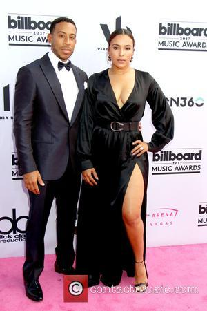 Ludacris on the red carpet at the 2017 Billboard Music Awards held at T-Mobile Arena. Drake walked away as the...
