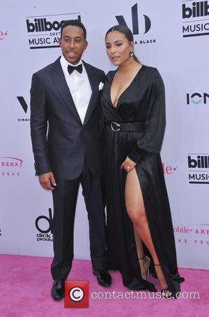 Ludacris and Eudoxie Mbouguiengue on the red carpet at the 2017 Billboard Music Awards held at T-Mobile Arena. Drake walked...