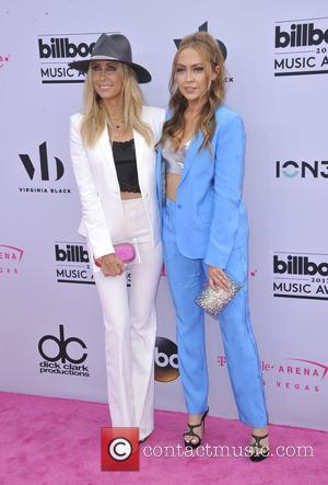 Tish Cyrus and Brandi Cyrus