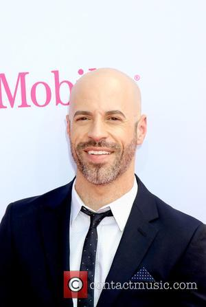 Chris Daughtry on the red carpet at the 2017 Billboard Music Awards held at T-Mobile Arena. Drake walked away as...