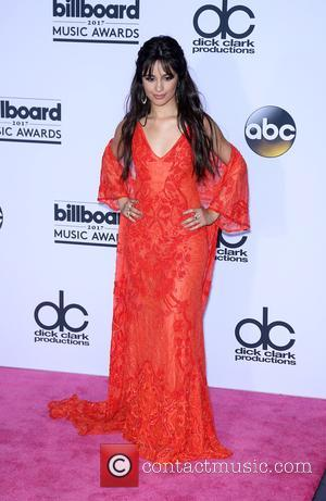 Camila Cabello at the 2017 Billboard Music Awards held at T-Mobile Arena. Drake walked away as the biggest winner on...