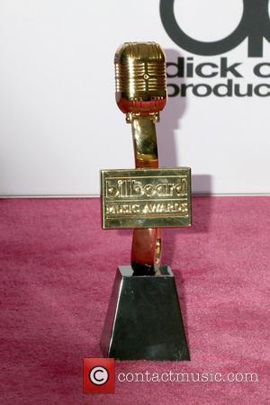 Billboard Award at T-mobile Arena