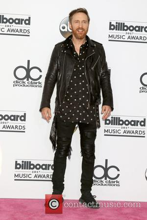 David Guetta in the Press Room at the 2017 Billboard Awards held at the T-Mobile Arena - Las Vegas, Nevada,...