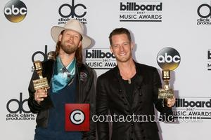 Florida Georgia Line, Brian Kelley and Tyler Hubbard