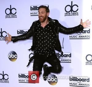David Guetta at the 2017 Billboard Music Awards held at T-Mobile Arena. Drake walked away as the biggest winner on...