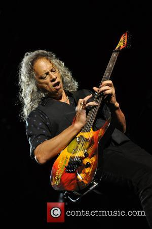 Metallica and Kirk Hammett