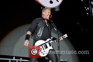Metallica and James Hetfield