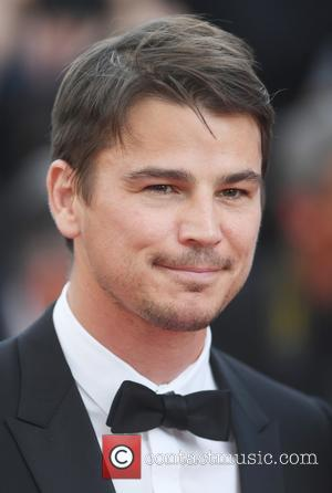 Josh Hartnett attending the premiere of 'The Killing of a Sacred Deer' during the 70th annual Cannes Film Festival at...