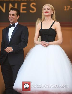 Colin Farrell and Nicole Kidman attending the premiere of 'The Killing of a Sacred Deer' during the 70th annual Cannes...