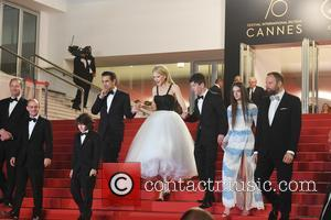 Colin Farrell and Nicole Kidman