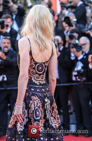 Nicole Kidman at the 70th Cannes Film Festival 70th Anniversary Soiree held at Palais des Festivals - Cannes, United Kingdom...