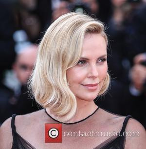 Charlize Theron at the 70th Cannes Film Festival 70th Anniversary Soiree held at Palais des Festivals - Cannes, United Kingdom...