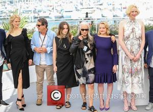 Nicole Kidman, Gerard Lee, Alice Englert, Jane Campion, Elizabeth Moss and Gwendoline Christie
