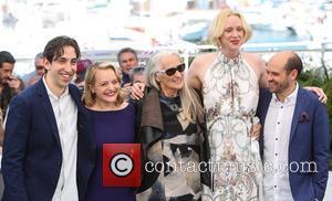 Ariel Kleiman, Elizabeth Moss, Jane Campion, Gwendoline Christie and Jamie Kousetta