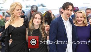 Nicole Kidman, Alice Englert, Ariel Kleiman and Elizabeth Moss