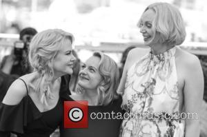 Nicole Kidman, Elizabeth Moss and Gwendoline Christie