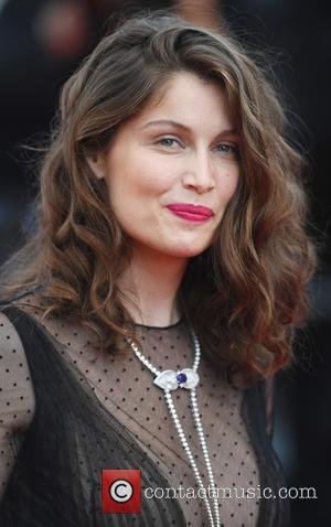 Laetitia Casta at the 70th Cannes Film Festival 70th Anniversary Soiree held at Palais des Festivals - Cannes, United Kingdom...