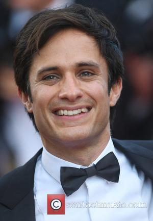 Gael Garcia Bernal at the 70th Cannes Film Festival 70th Anniversary Soiree held at Palais des Festivals - Cannes, United...
