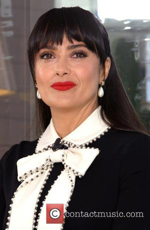 Salma Hayek at the