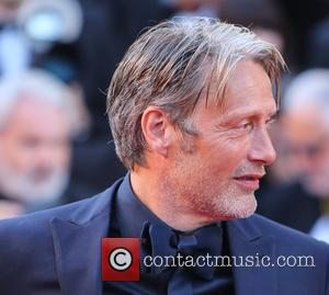 Mads Mikkelsen at the 70th Cannes Film Festival 70th Anniversary Soiree held at Palais des Festivals - Cannes, United Kingdom...