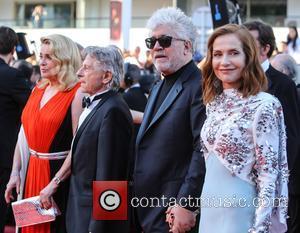 Catherine Deneuve, Roman Polanski and Pedro Almodovar