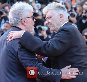 Pedro Almodovar and David Lynch