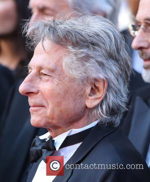 Roman Polanski and David Lynch at the 70th Cannes Film Festival 70th Anniversary Soiree held at Palais des Festivals -...