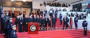 The 70th Cannes Film Festival 70th Anniversary Soiree held at Palais des Festivals - Cannes, United Kingdom - Tuesday 23rd...