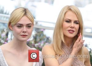 Elle Fanning and Nicole Kidman