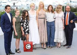 Colin Farrell, Angourie Rice, Addison Riecke, Elle Fanning, Nicole Kidman, Sofia Coppola and Kirsten Dunst