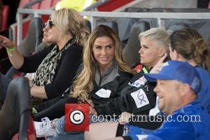 Katie Price, Kerry Katona and Sam Bailey