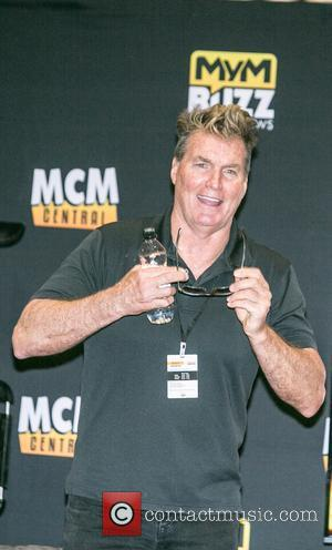Sam J. Jones at Comic Con