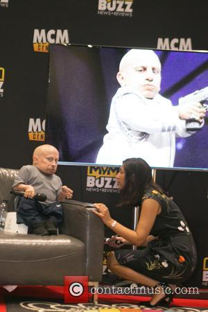 Verne Troyer attending the 2017 MCM London Comic Con at the ExCel Centre - London, United Kingdom - Saturday 27th...