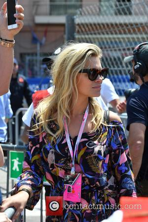 Nicolette Van Dam at Monaco Grand Prix