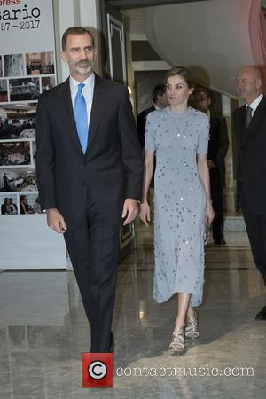 Spain King Felipe Vi and Spain Queen Letizia