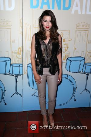 Masiela Lusha at the premiere Of IFC Films' 'Band Aid' held at The Theatre at Ace Hotel - Los Angeles,...
