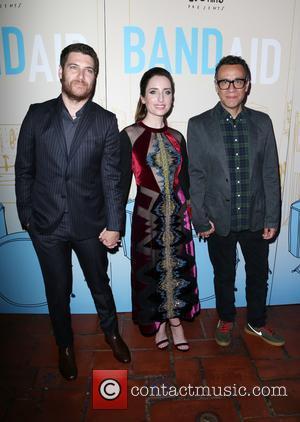 Adam Pally, Zoe Lister-jones and Fred Armisen