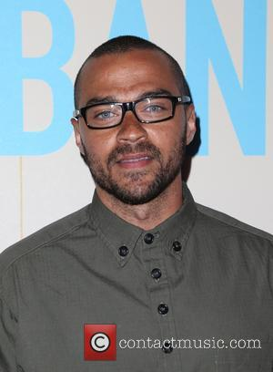 Jesse Williams at the premiere Of IFC Films' 'Band Aid' held at The Theatre at Ace Hotel - Los Angeles,...