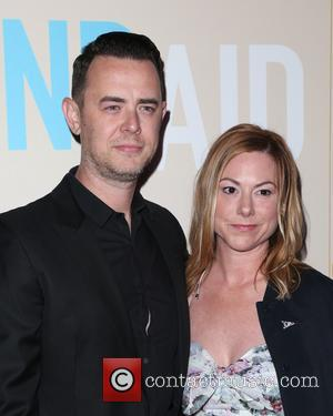 Colin Hanks and Samantha Bryant