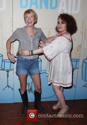 Mary Elizabeth Ellis and Artemis Pebdani