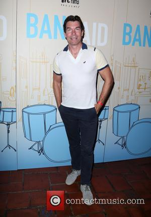 Jerry O'Connell at the premiere Of IFC Films' 'Band Aid' held at The Theatre at Ace Hotel - Los Angeles,...