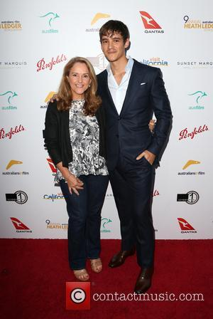 Fiona Middleton and Brenton Thwaites