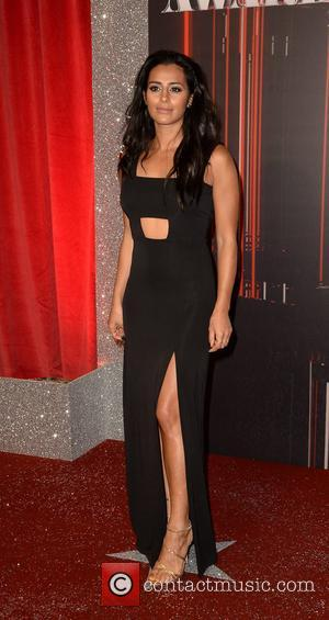 Sair Khan at The 2017 British Soap Awards held at The Lowry - Salford Quays, Manchester, United Kingdom - Saturday...
