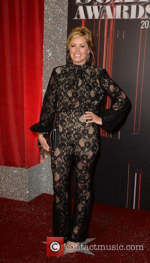 Alex Fletcher at The 2017 British Soap Awards held at The Lowry - Salford Quays, Manchester, United Kingdom - Saturday...
