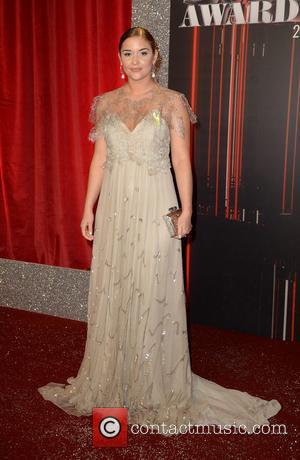 Jacqueline Jossa at The 2017 British Soap Awards held at The Lowry - Salford Quays, Manchester, United Kingdom - Saturday...