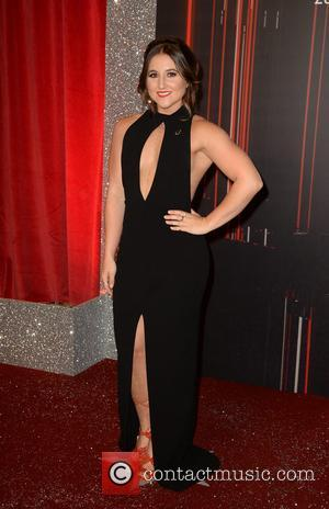 Jazmine Franks at The 2017 British Soap Awards held at The Lowry - Salford Quays, Manchester, United Kingdom - Saturday...