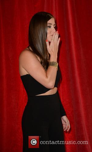 Brooke Vincent at The 2017 British Soap Awards held at The Lowry - Salford Quays, Manchester, United Kingdom - Saturday...