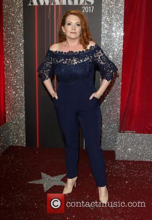 Jennie McAlpine at The 2017 British Soap Awards held at The Lowry - Salford Quays, Manchester, United Kingdom - Saturday...