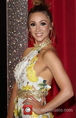 Lucy-Jo Hudson at The 2017 British Soap Awards held at The Lowry - Salford Quays, Manchester, United Kingdom - Saturday...